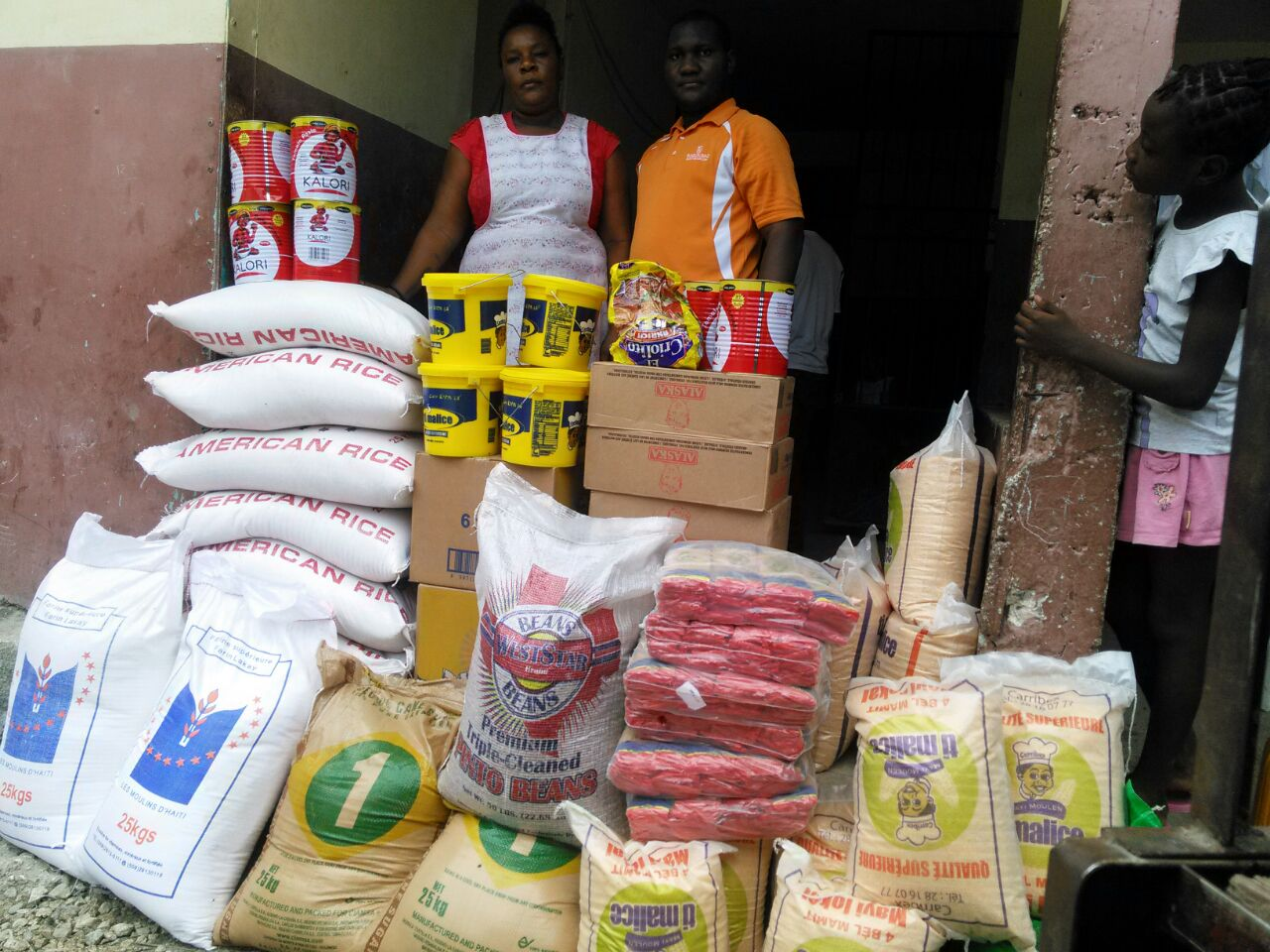 Haiti Food Delivery