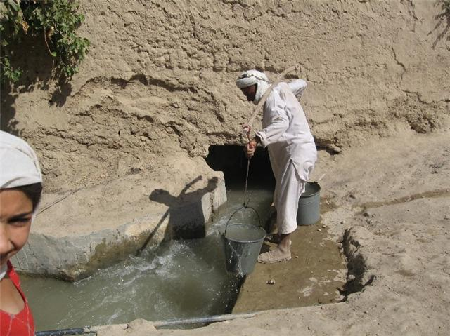 Afghan Water Well Projects